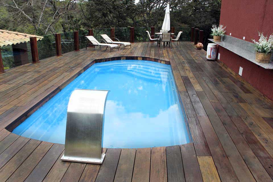 piscina de fibra 7 metros