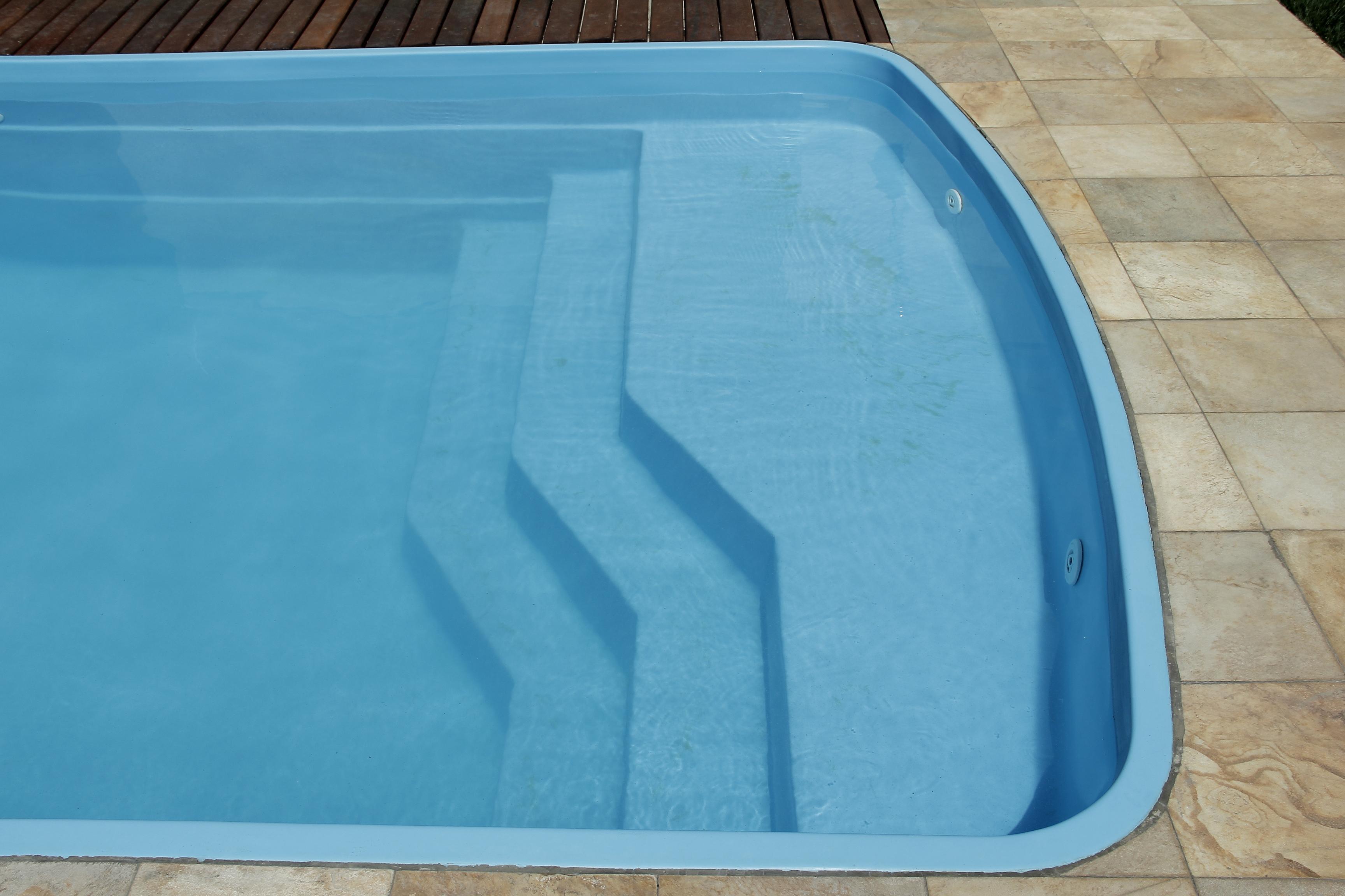 Piscina Praia Azul Piscina De Fibra Em Mg Preco E Qualidade